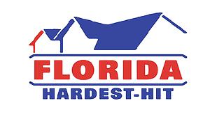 Image of the Florida Hardest-Hit logo.